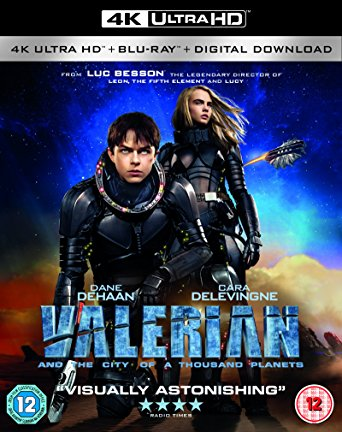 Valerian And The City Of A Thousand Planets 2017 720p BluRay Dual Audio English Hindi GOPISAHI