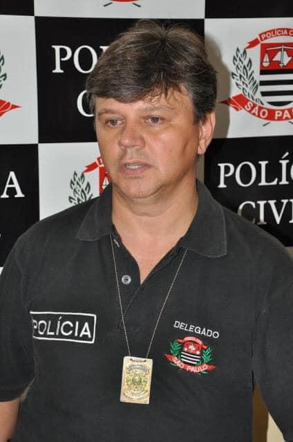 Delegado da DIG de Marília tem mal súbito e morre após infarto  -  Adamantina Notìcias