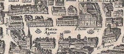 Piazza Navona 1591