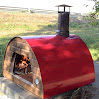 Mobile / Portable Wood Fired Pizza Oven