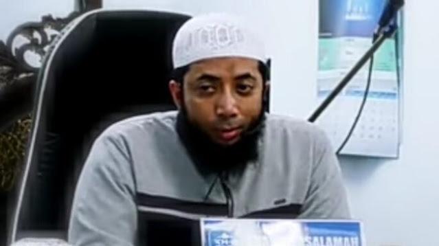 Ustaz Khalid Basalamah Tolak Nyanyi Indonesia Raya: Saran Baca Surat Al-Falaq dan An-Nas