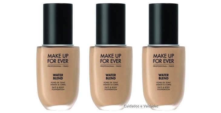 Base Make Up For Ever Water Blend