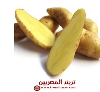 البطاطس العادية الذهبية