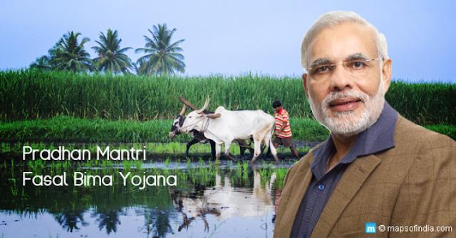 Pradhan+Mantri+Fasal+Bima+Yojana