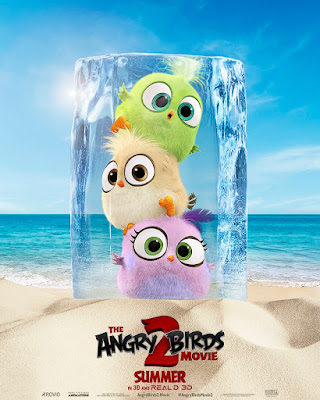 DETROIT GIVEAWAY: 10 admit-4 screening passes for Angry Birds 2, 8/11 at Emagine Royal Oak