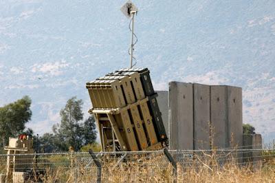 Israel testará novo laser para interceptar drones e mísseis