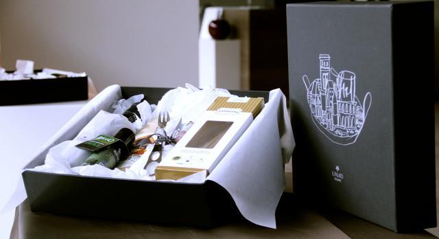 La food box d'artista