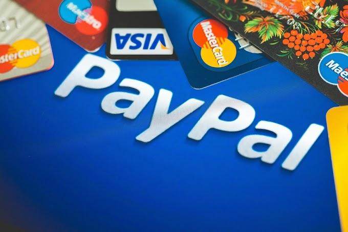 Sorteio de $ 100 dólares no PayPal