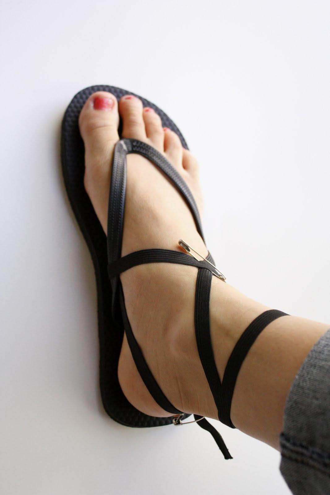 19c8622eb29 Strappy Flip Flops