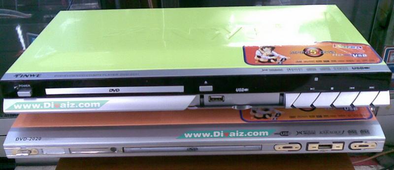 Macam-Macam Kerusakan DVD Player dan Cara Memperbaikinya