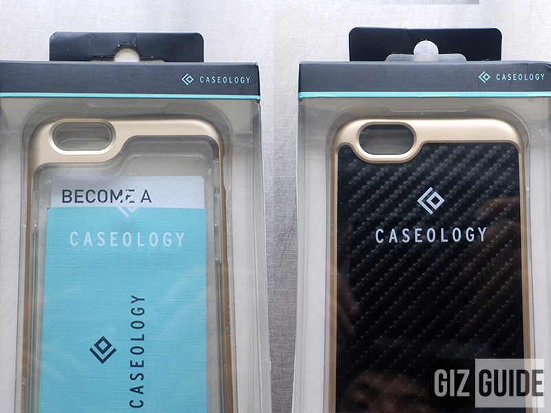 Apple iPhone 6 / iPhone 6s Caseology Cases Review - The Stylish Protection!