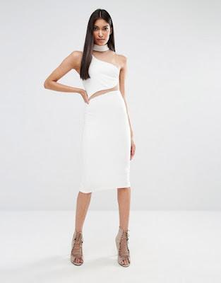 propuestas de Vestidos de Blancos de Noche