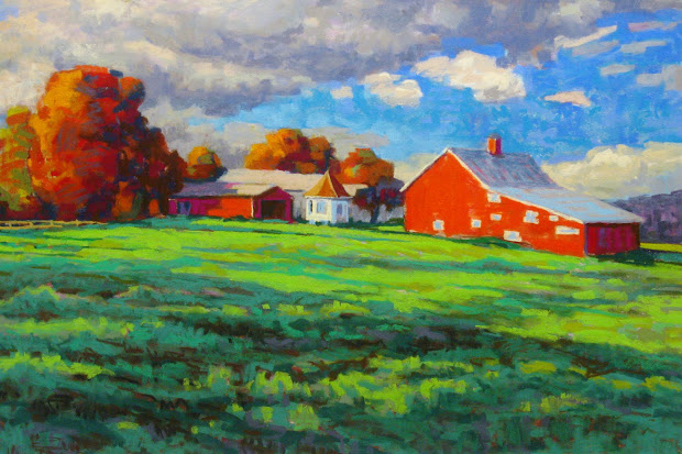 Vermont Art Zine Jericho Center Pastel Society' Annual Juried Show Emile . Gruppe