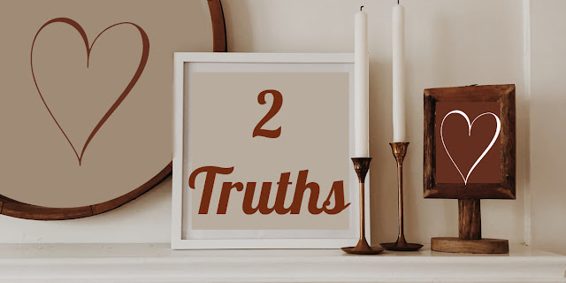 Enjoy these two wonderful truths from Romans 12:1-2