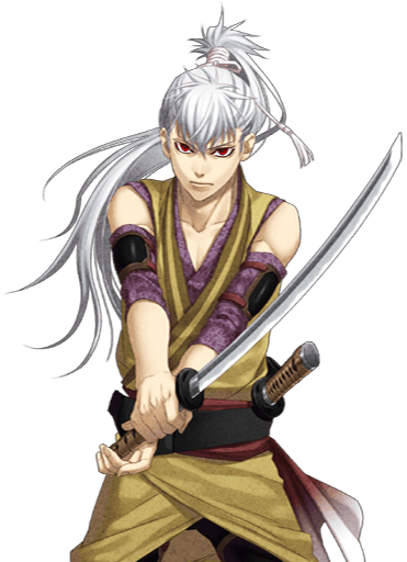 Heisuke Toudou - Fury