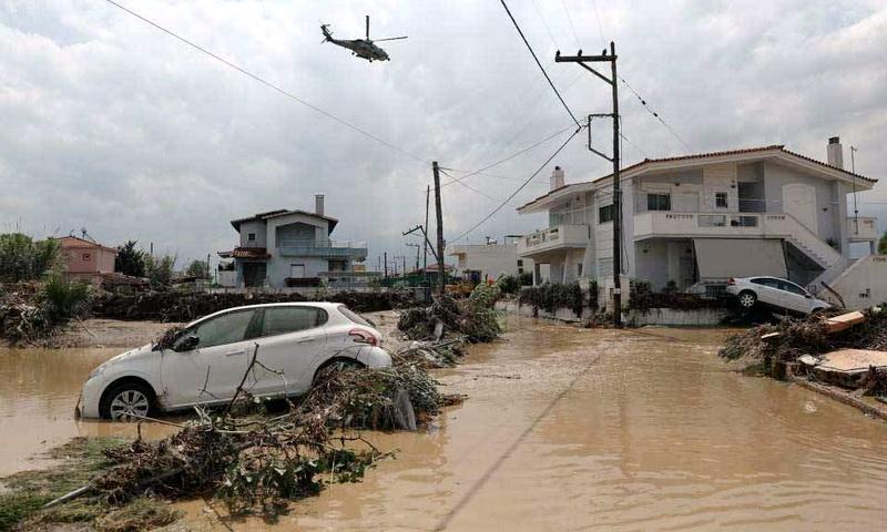Η ιστορία «εξαφάνισης» ενός Δέλτα ποταμού και οι καταστροφικές συνέπειες