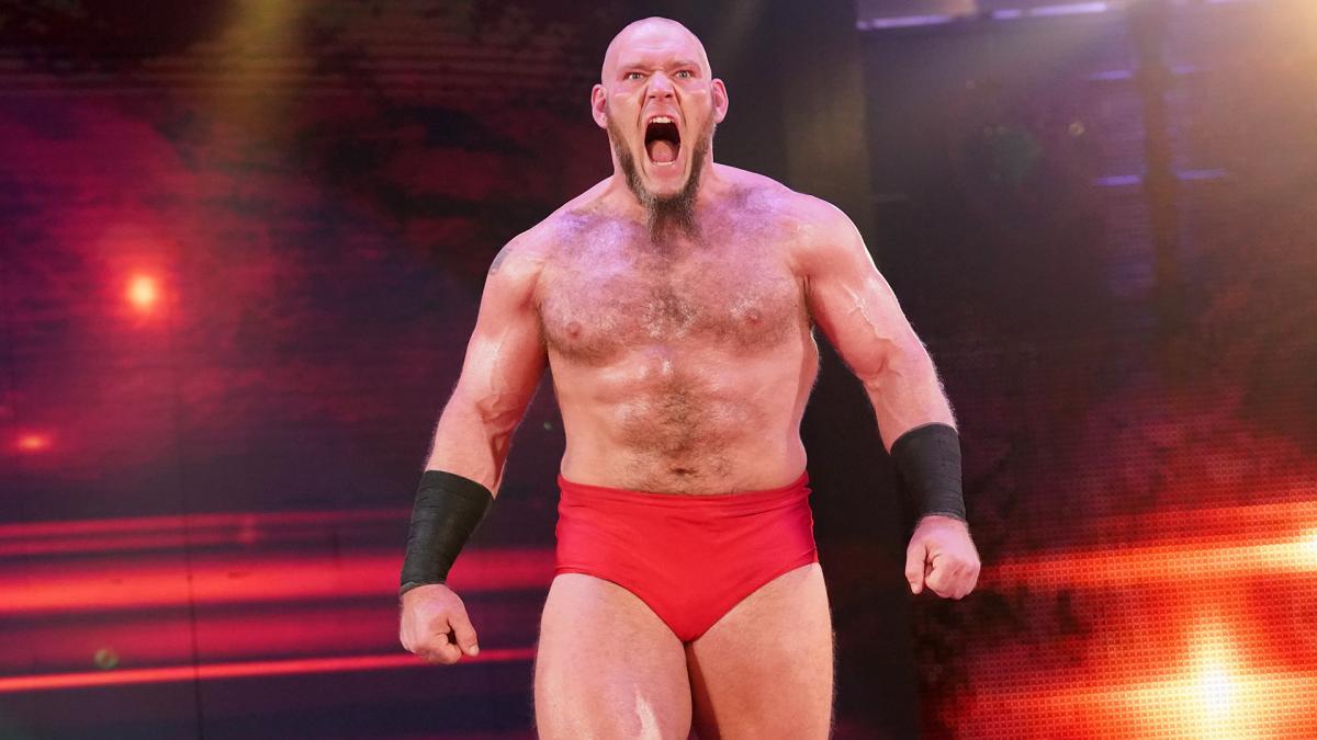 Lars Sullivan quase teve novo personagem na WWE