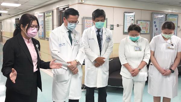 迅速擴充防疫專責病房 彰基醫院24小時完成清床待命