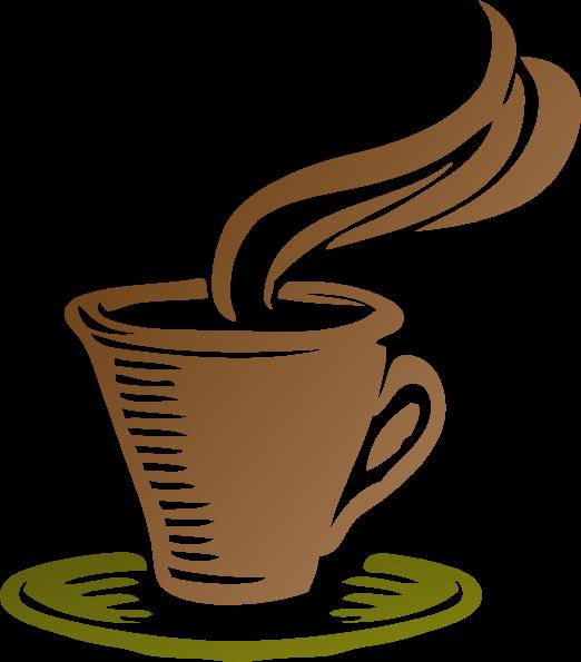 Secangkir kopi vektor png
