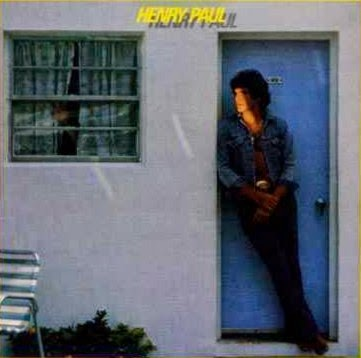 Henry Paul Band st 1982 aor melodic rock
