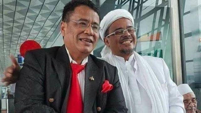 Hotman Paris Diminta Maju Bela Habib Rizieq, Pendukung FPI Siap Iuran Bayar Jasanya