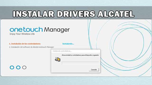 Descargar driver para cualquier Alcatel