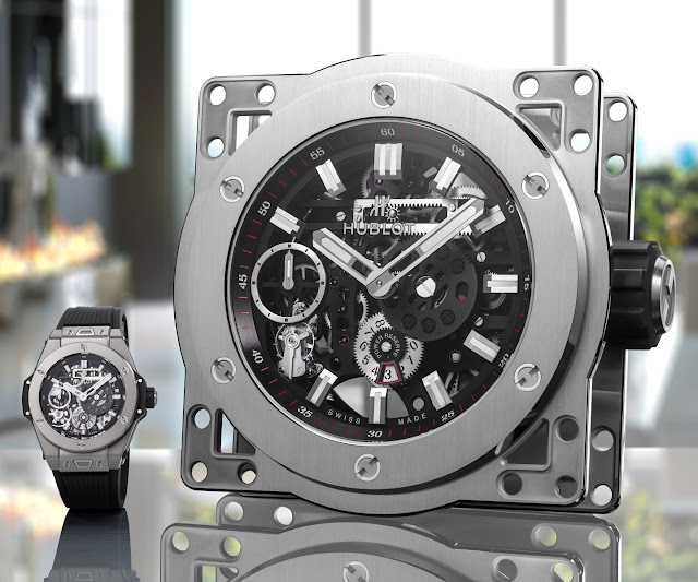 Hublot Big Bang Meca-10 Clock Watch Replica is newly released