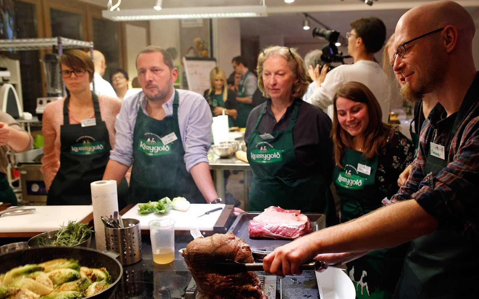Miss B. unterwegs: Kerrygold Kulinarik-Gipfel 2014 in Berlin