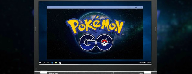 How to Play Pokemon Go Game PC