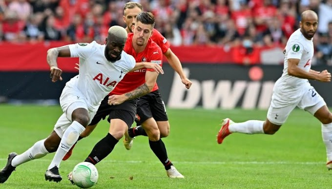 Tottenham Talk on Ndombele and Rennes second half