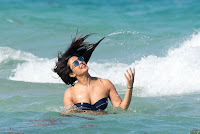 Priyanka Chopra at Miami Beach