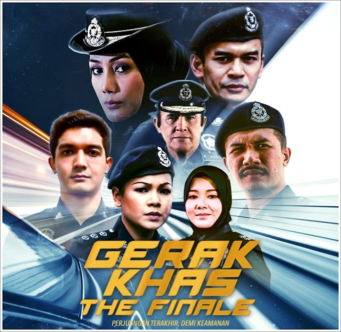 Drama | Gerak Khas The Finale (2020)