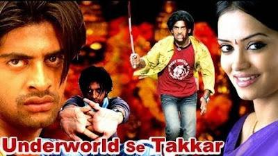 Poster Of Underworld Se Takkar (2006) Full Movie Hindi Dubbed Free Download Watch Online At worldfree4u.com