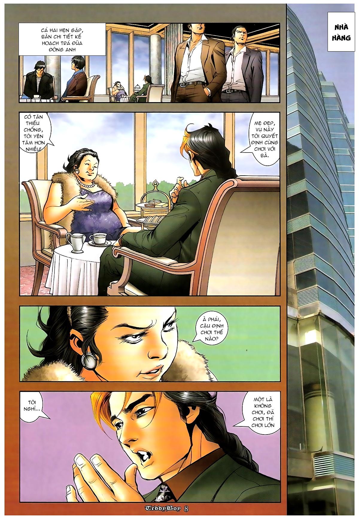 Người Trong Giang Hồ - Chapter 1263: Mua mạng Ngũ Hổ - Pic 6