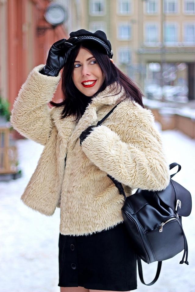 jak nosić kaszkiet stylizacja blog modowy