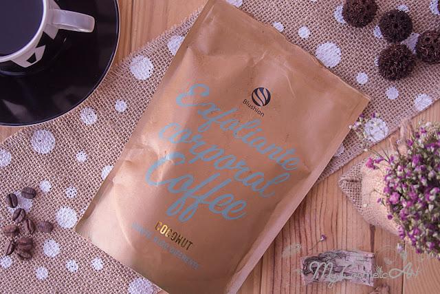 Exfoliante corporal de café... de Blushion - Mercadona O_O ¿Lo volvería a comprar?