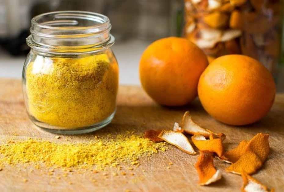 संतरे का रस और हल्दी से मर्दों को गोरा होने के उपाय