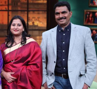 Sayaji Shinde Family Wife  Parents children's Marriage Photos