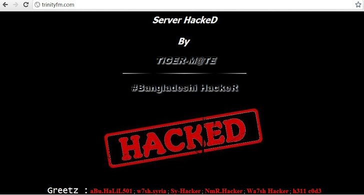 700 000 sites on inmotion hosting server hacked by tiger m te in one