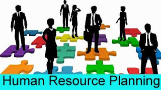 Human Resource Planning (HRP) is the process of analysing and strategising the organisation's current and future human resource needs based on goals and vision of the organisation. It is essentially concerned with the process of estimating and projecting the supply and demand for different categories of personnel in the organisation for the years to come.