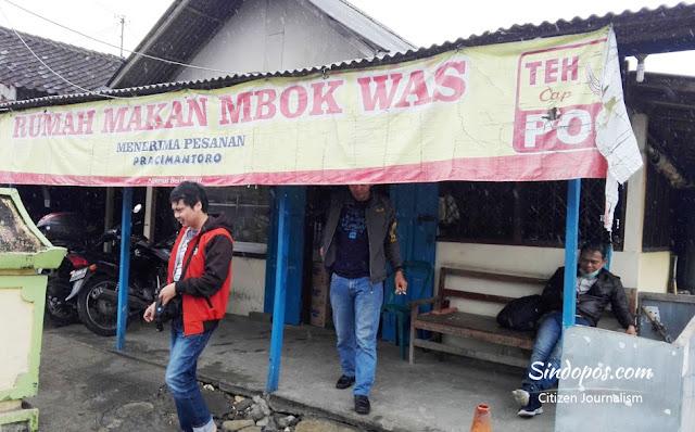 wisata kuliner di Pracimantoro Warung makan Mbok Was