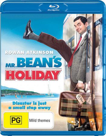 Mr Bean's Holiday (2007) Dual Audio Hindi 480p BluRay 300MB ESubs