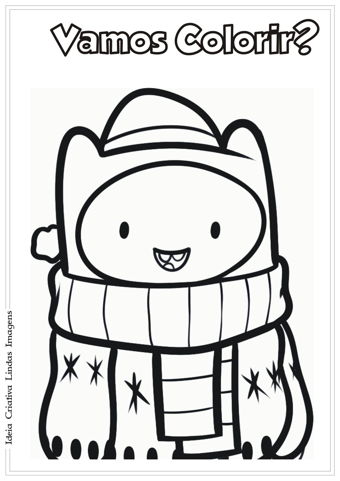 Desenhos Para Colorir Marceline