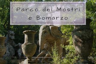 Parco dei Mostri e Bomarzo - camper