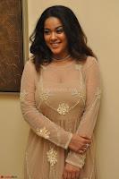 Mumaith Khan in Beig Skin Colored Anarkali Dress at Kalamandir Foundation 7th anniversary Celebrations ~  Actress Galleries 031.JPG