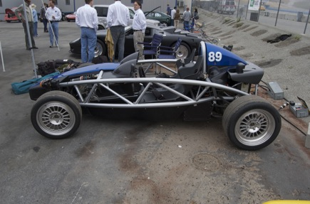 Ian Wright And His Wrightsd Organisation Converted An Aerial Atom To Electric Show Off Their Ev Technologies S Usual Day