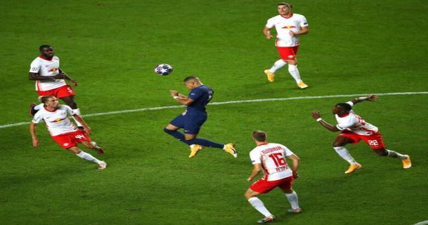 مباراة باريس سان جيرمان ولايبزيغ كورة لايف