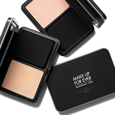 Fond de teint poudre Matte Velvet Skin de Make Up For Ever