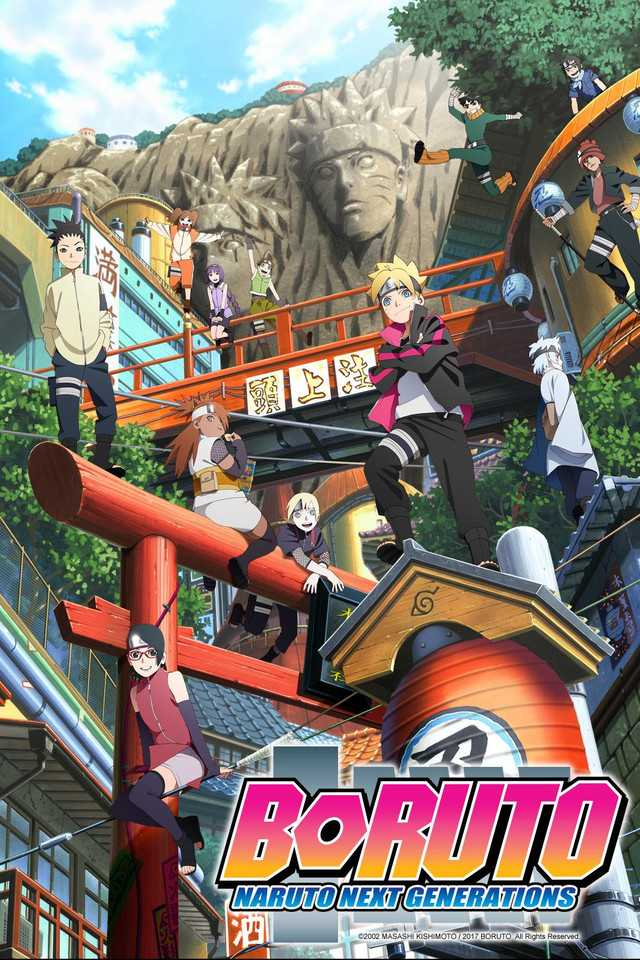 Boruto: Naruto Next Generations download anime