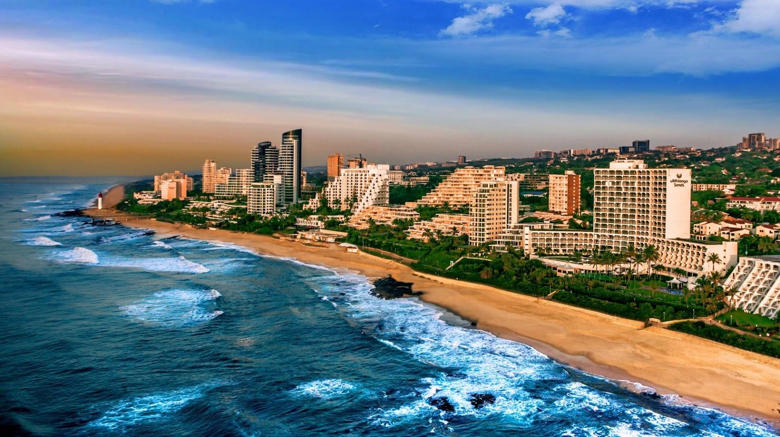Afrikanın en doğal ve güzel plajları